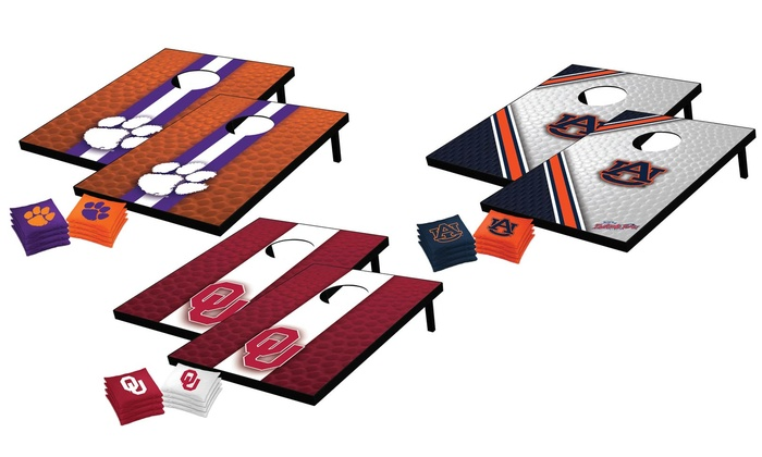 Up To 46% Off On NCAA Tailgate Toss Game