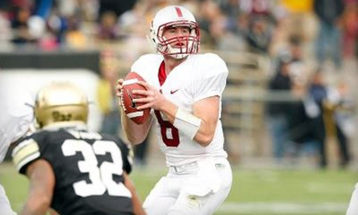 Stanford University vs. Oregon State University - Stanford: $30 for Stanford Football Game for Two at Stanford Stadium on Saturday, November 10 (Up to $74 Value)