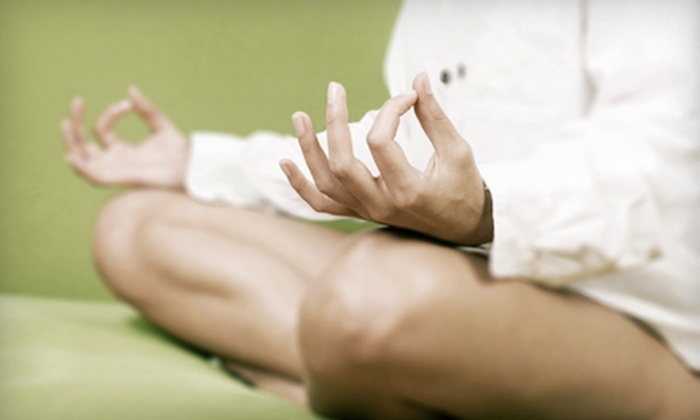 Hot Yoga Ahwatukee - Ahwatukee Foothills: $39 for 10 Classes or One Month of Unlimited Hot Yoga at Hot Yoga Ahwatukee (Up to $150 Value)
