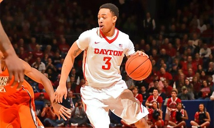 $10 for One Ticket to a Dayton Flyers Men's Basketball Game at University of Dayton Arena on January 3 ($20 Value)