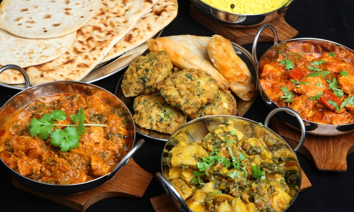 Mirch Masala - Colorado Springs: $11 for $20 Worth of Indian Food and Drinks for Dinner at Mirch Masala