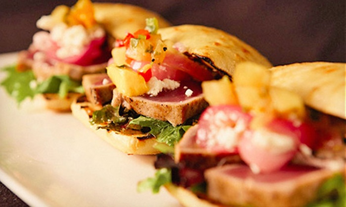 Fire + Spice - Northeast: $35 for a Southwest Dinner for Two at Fire + Spice (Up to $69 Value)