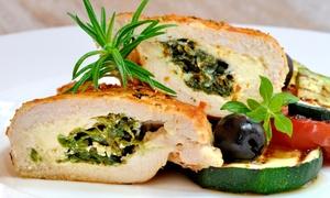 Restauracja Mini-Max: 3-daniowy obiad (59,99 zł) z noclegiem i śniadaniem dla 2 osób za 119,99 zł i więcej opcji w Restauracji Mini-Max
