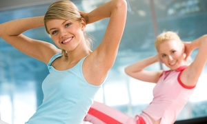 Lady of America: One or Three Months of 24-Hour Women's Gym Access and Group Classes at Lady of America (Up to 71% Off)