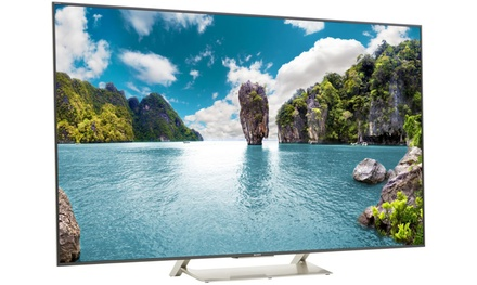 TV LED Sony KD 65XE9005BAEP   Ultra HD / 4K   TV connectée   65 (164 cm)