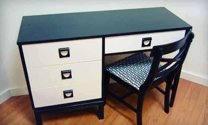 OffBeat Emporium - Bryant: Reclaimed Home Accessories or Furniture at Offbeat Emporium (Up to 67% Off)