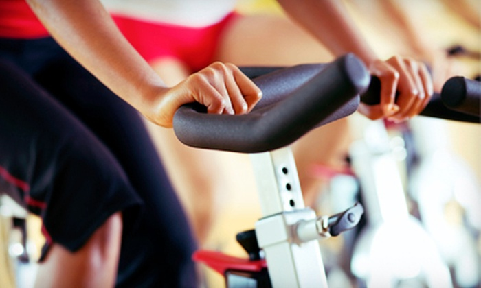 Sessions Fit Spin Studio - Red Hook: 10 or 20 Spinning Classes at Sessions Fit Spin Studio in Brooklyn (Up to 76% Off)