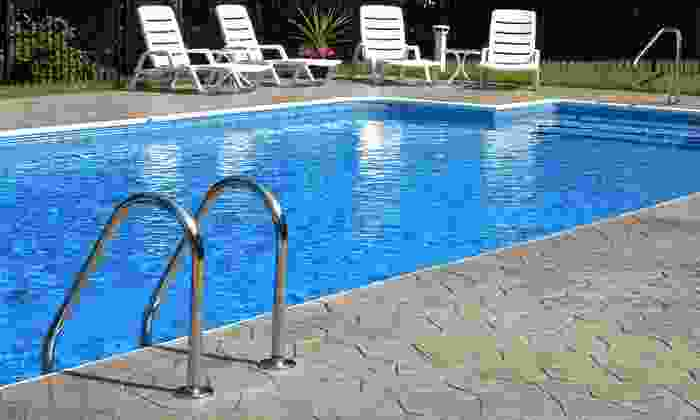 New England Pools - Hartford: $420 for $4,000 Toward New Pool Installation from New England Pools