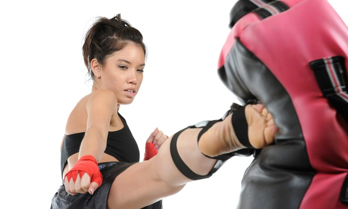 Kickboxing Rockville Centre - Multiple Locations: 5 or 10 Kickboxing Classes at Kickboxing Rockville Centre (Up to 86% Off)