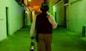 Albucreepy Downtown Ghost Walk: Guided Haunted Tour of Albuquerque for One, Two, Four, or Six from Albucreepy Downtown Ghost Walk (Up to 48% Off)