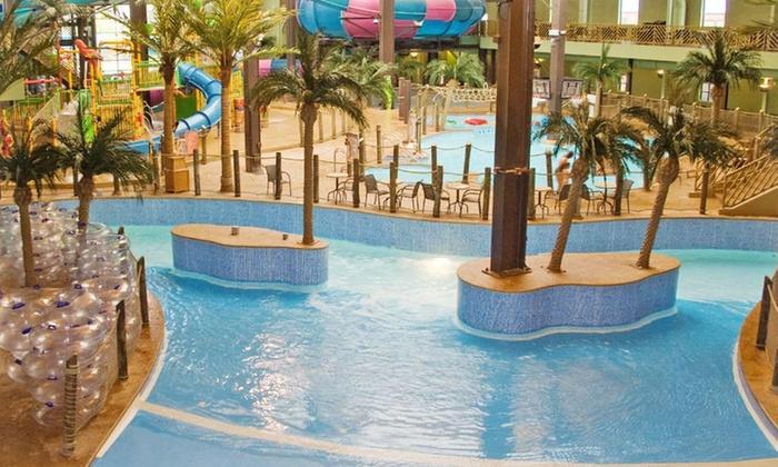 Maui Sands Resort Amp Indoor Waterpark In Sandusky Oh