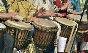 London African Drumming: Five or Ten Two-Hour African Drumming or Dancing Experience at London African Drumming (Up to 73% Off)