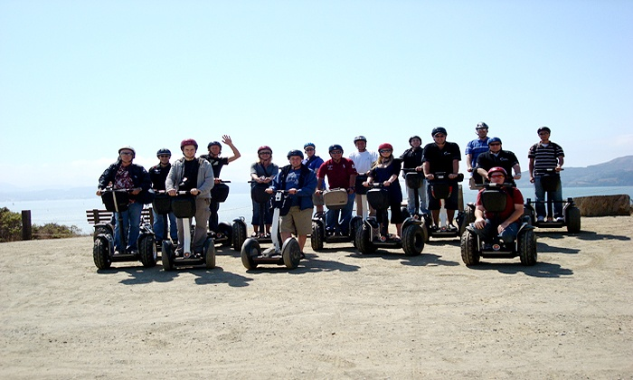 Segway of Oakland - Merritt: Segway Tour for One or Two from Segway of Oakland (Up to 54% Off)