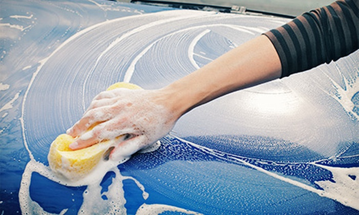 Millbrae Carwash - Millbrae: $25 for Five Premium Exterior Car Washes at Millbrae Carwash ($50 Value)