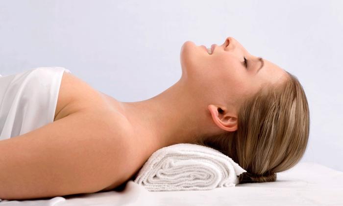 Spa Botanica - Winnipeg: Massage with Optional Brown-Sugar Body Glow and Body Wrap at Spa Botanica (Up 57% Off)