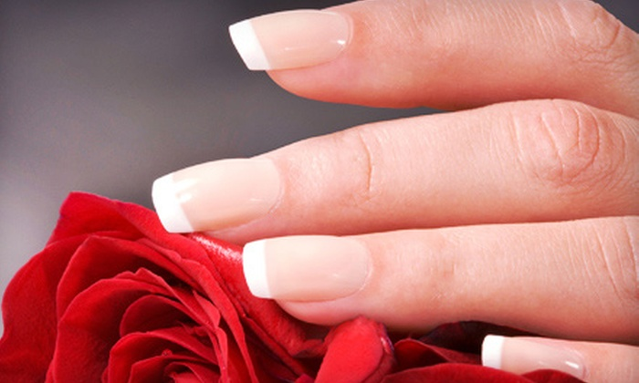 Traces Of Beauty - Central Raleigh: Gel Manicure and Optional Classic Pedicure at Traces Of Beauty (Up to 54% Off)