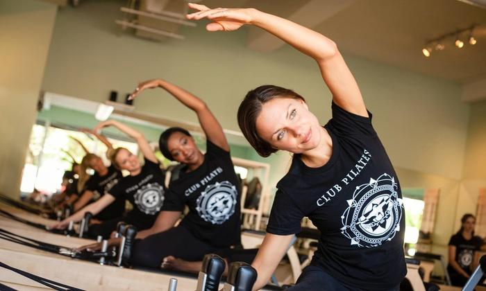 Club Pilates - Manhattan Beach: Three or Eight Pilates Classes at Club Pilates (Up to 57% Off)