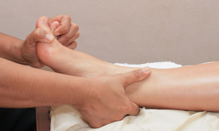 Cherry Blossom Spa & Foot Reflexology - San Diego: One or Two 60-Minute Herbal Foot Steams and Massages at Cherry Blossom Spa & Foot Reflexology (Up to 64% Off)