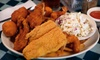 Shrimp Galley - Preston Smith: $8 for $16 Worth of Seafood at Shrimp Galley