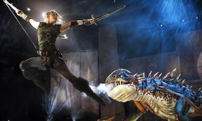 """""""How to Train Your Dragon Live Spectacular"""" at MTS Centre (Up to 41% Off). 10 Options Available."""