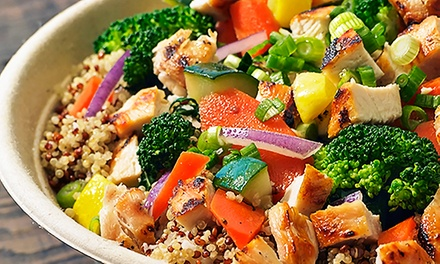 Dine-In or Takeout at Krayvings (Up to 40% Off)