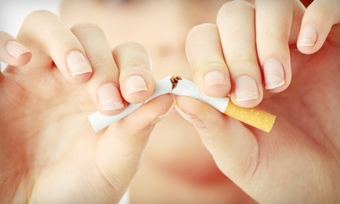 Kick The Habit Now - Chelsea: $199 for a Smoking-Cessation and Weight-Loss Laser-Therapy Session at Kick The Habit Now ($400 Value)