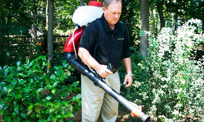 Mosquito Squad Chicago - Chicago: Half- or Full-Acre Mosquito Treatment from Mosquito Squad Chicago (Up to 74% Off)