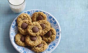 Milk & Cookies: Baked Goods and Beverages at Milk & Cookies Bakery (Up to 51% Off). Two Options Available.