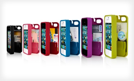 eyn iPhone Storage Case for iPhone 4/4s or 5/5s. Multiple Colors Available. Free Returns.