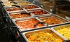 OM Fast Food Restaurant - Silverado Ranch: Three or Five Groupons, Each Good for $10 Worth of Indian-Nepali Food at OM Fast Food Restaurant (Up to 50% Off)