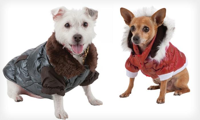 672da00ce Winter Dog Jackets