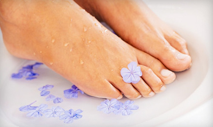 Specialty Orthopaedic Surgery - Central Scottsdale: One or Three Laser Nail-Fungus Treatments for Both Feet at Specialty Orthopaedic Surgery in Scottsdale (Up to 87% Off)