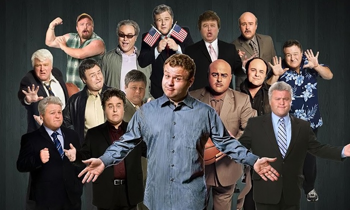 Frank Caliendo - Wellmont Theater: Frank Caliendo at Wellmont Theater on November 13 at 8 p.m. (Up to 52% Off)