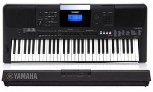 Yamaha PSRE453 61 Key High-Level Portable Keyboard