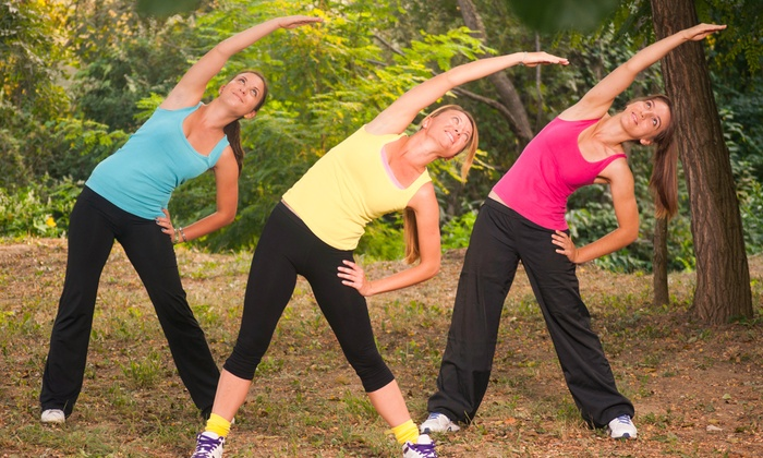 DK's Outdoor Boot Camp - Houston: 10 or 20 outdoor boot camps from DK's Slim Gym (Up to 80% Off)
