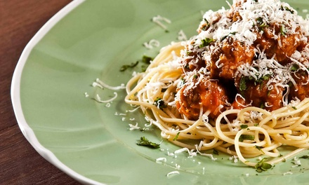 Mother's Day Weekend Meal for 2, 4, or 6 at Polentoni Italian Restaurant / Aria V Wine Shop (Up to 68% Off)