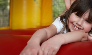 Peques Parties: $165 for $300 Worth of Moonwalk Rental — Peques Parties