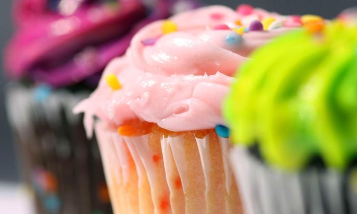 Cupcake Cutie, Etc - Memphis: One or Two Dozen Cupcakes at Cupcake Cutie Etc. (42% Off)
