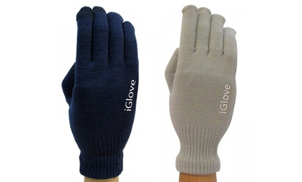 iGloves in Navy or Gray