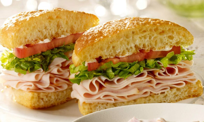 Schlotzsky's - Dayton: $5 for $10 Worth of Deli Sandwiches, Gourmet Pizzas, and Salads at Schlotzsky's