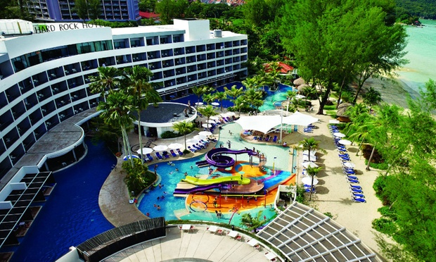 Penang: Hard Rock Hotel + Flights 2