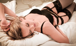 Castaldo Studio: $150 for One-Hour Boudoir Photo-Shoot Package at Castaldo Studio ($475 Value)