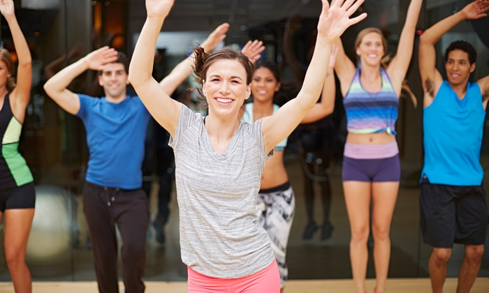 Zumba4ever - Multiple Locations: 5 or 10 Zumba Classes at Zumba4ever (Up to 87% Off)