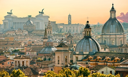 ✈ Rome and Venice: 4 or 6 Nights with Return Flights and Train Transfer*