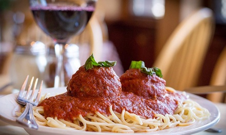 Casual American Food for Dinner or Lunch at Wintonaire (Up to 45% Off)