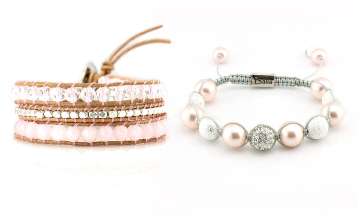 Balla Bracelets: Wraps or Bracelets from Balla Bracelets (Up to 84% Off)