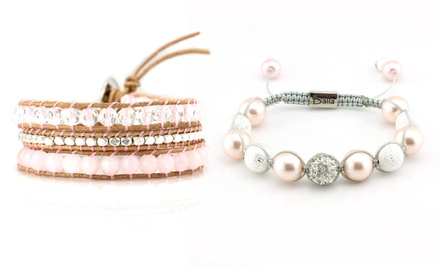 Wraps or Bracelets from Balla Bracelets (Up to 87% Off)
