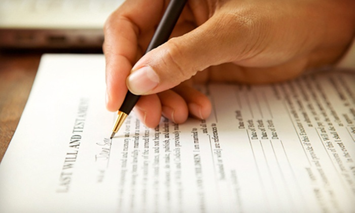 LegalWills.ca: C$29 for an Online Legal Will, Power of Attorney, and Living Will from LegalWills.ca ($70.85 Value)