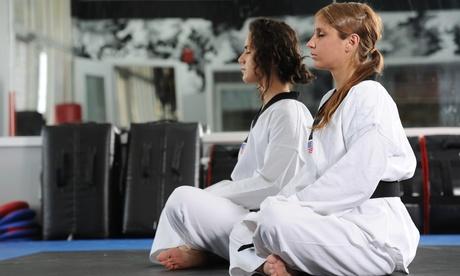 Four Weeks of Unlimited Martial Arts Classes at San Rafael Martial Arts (71% Off)