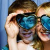 62% Off Photo-Booth Rental with Unlimited Prints